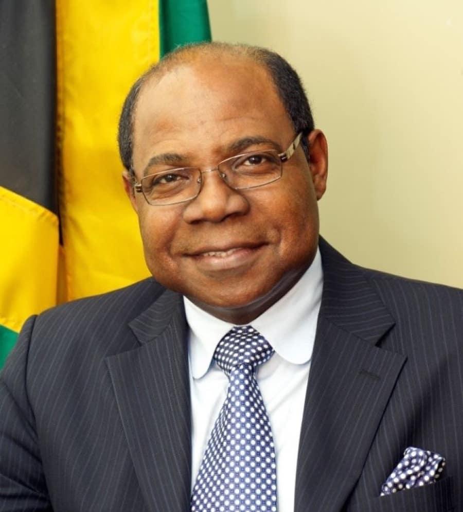 Minister Edmund Bartlett