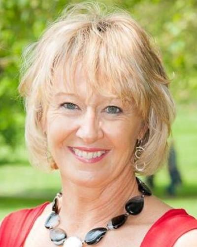 Fiona Jeffery MBE